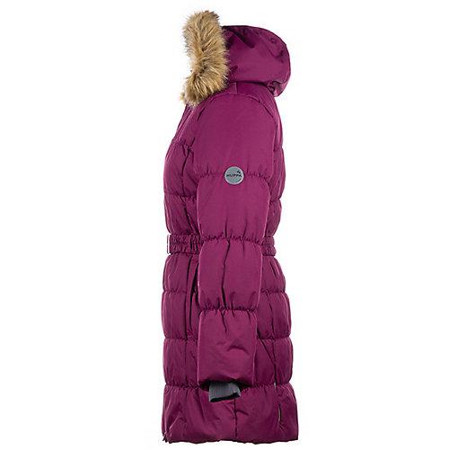 Утеплённая куртка Huppa Yacaranda - бордовый от Huppa