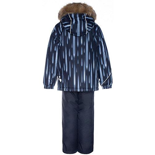 Комплект Huppa Dante 1: куртка и полукомбинезон - черный от Huppa