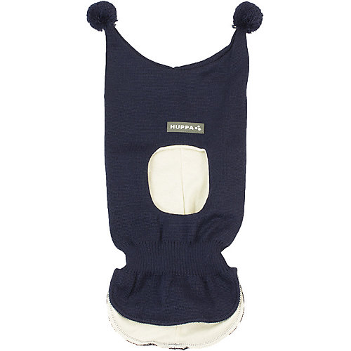 Шапка-шлем Huppa Coco 3 - темно-синий от Huppa
