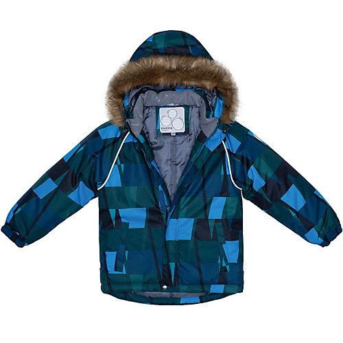 Утеплённая куртка Huppa Marinel - бирюзовый от Huppa