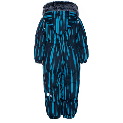 Утеплённый комбинезон Huppa Reggie - голубой от Huppa