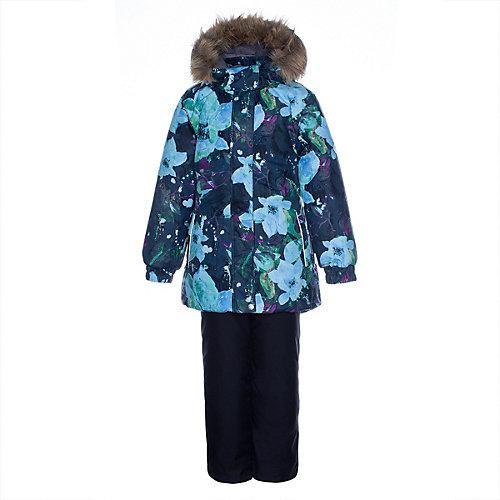 Комплект Huppa Renely: куртка и полукомбинезон - черный от Huppa