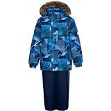 Комплект Huppa Dante: куртка и полукомбинезон
