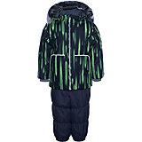 Комплект Huppa Russel: куртка и полукомбинезон