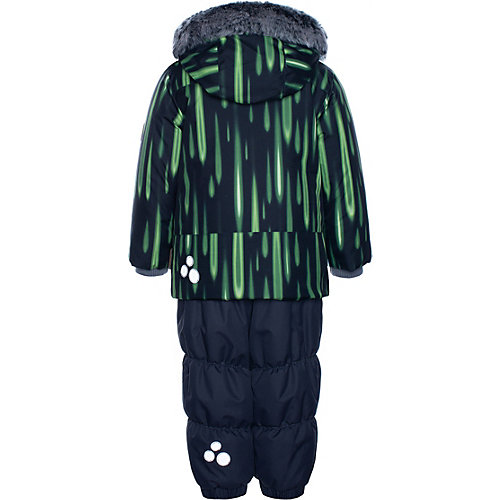 Комплект Huppa Russel: куртка и полукомбинезон - светло-зеленый от Huppa