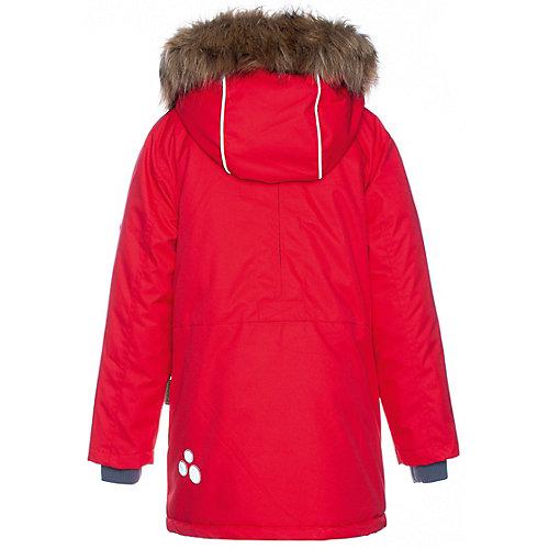 Утеплённая куртка Huppa Vesper - красный от Huppa