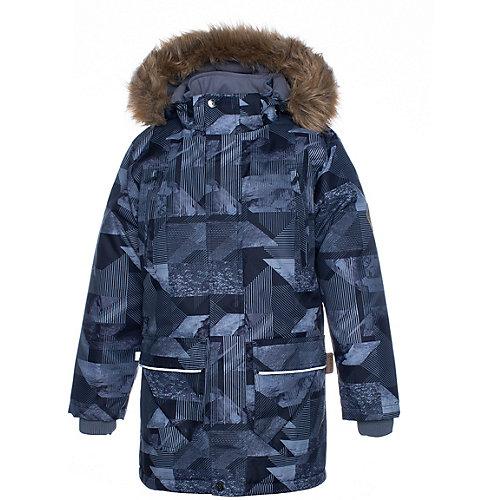Утеплённая куртка Huppa Vesper - темно-серый от Huppa