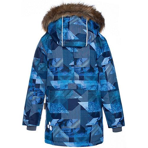 Утеплённая куртка Huppa Vesper - темно-синий от Huppa