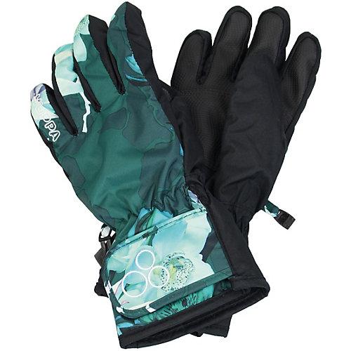 Перчатки Huppa Rixton 1 - темно-зеленый от Huppa