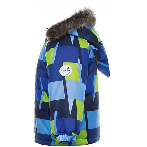 Утеплённая куртка Huppa Virgo - синий от Huppa