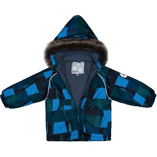 Комплект Huppa Avery: куртка и полукомбинезон - бирюзовый от Huppa