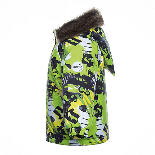 Утеплённая куртка Huppa Virgo - светло-зеленый от Huppa