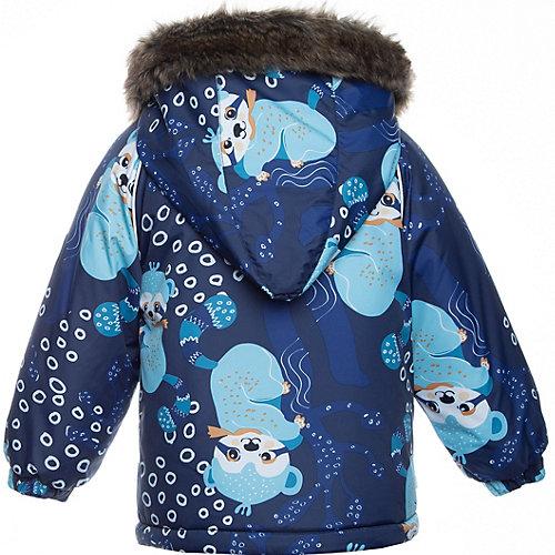 Утеплённая куртка Huppa Virgo - темно-синий от Huppa