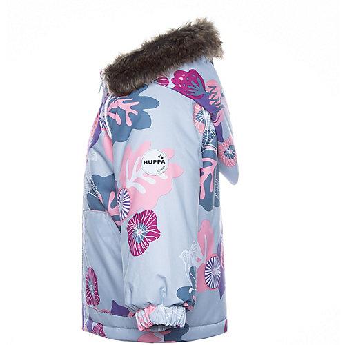 Утеплённая куртка Huppa Virgo - светло-серый от Huppa