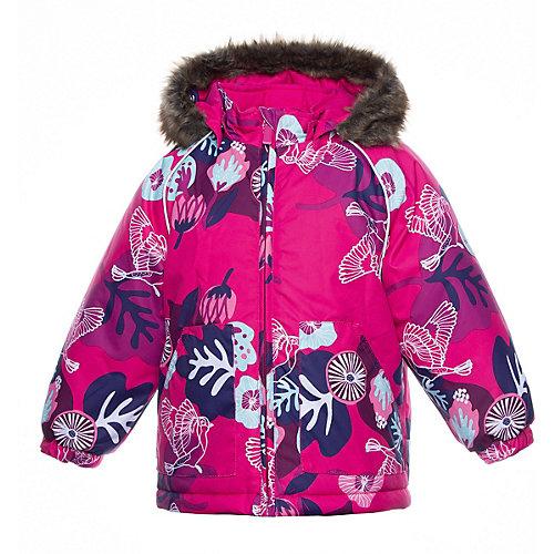 Утеплённая куртка Huppa Virgo - фуксия от Huppa
