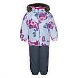 Комплект Huppa Avery: куртка и полукомбинезон