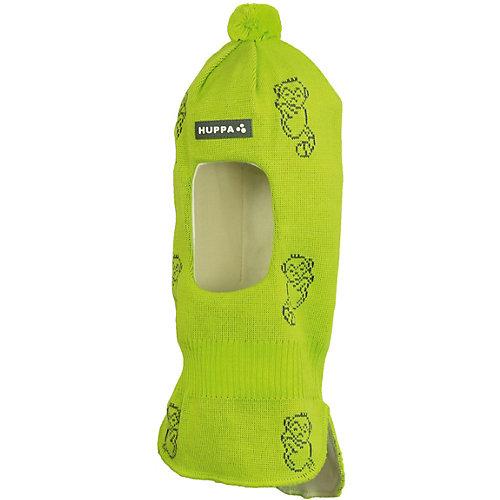 Шапка-шлем Huppa Kelda - светло-зеленый от Huppa