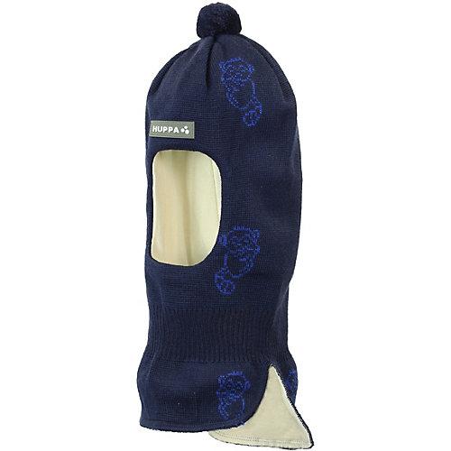 Шапка-шлем Huppa Kelda - темно-синий от Huppa