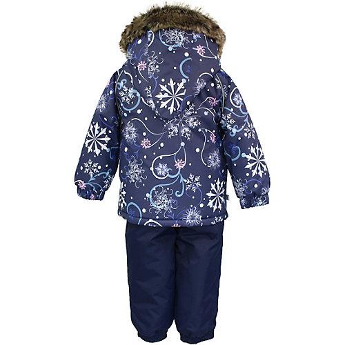 Комплект Huppa Avery: куртка и полукомбинезон - темно-синий от Huppa