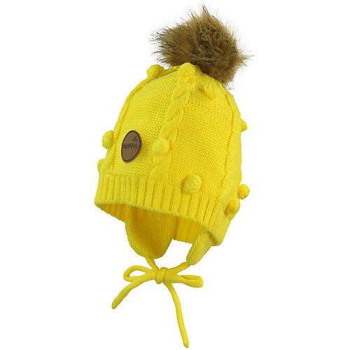 Шапка Huppa Macy - желтый от Huppa