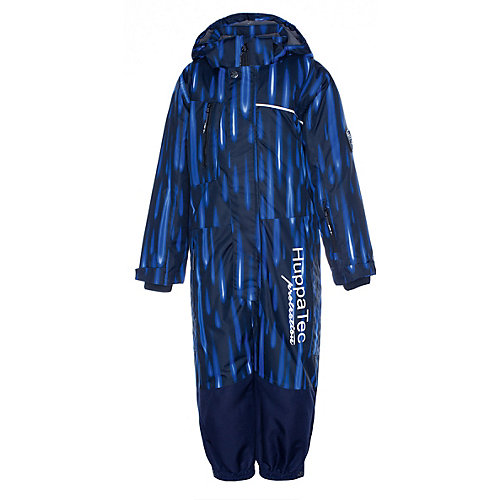 Утеплённый комбинезон Huppa Mooley 1 - темно-синий от Huppa