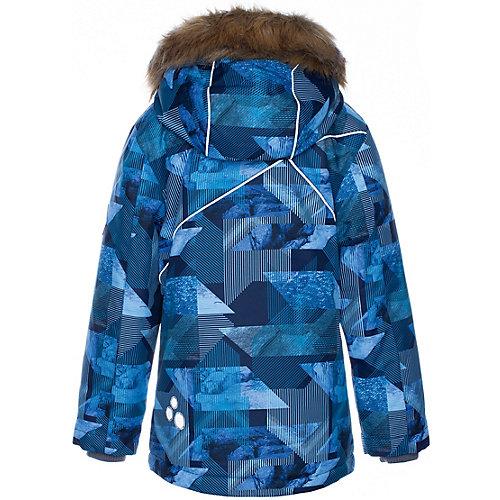 Утеплённая куртка Huppa Nortony 1 - темно-синий от Huppa