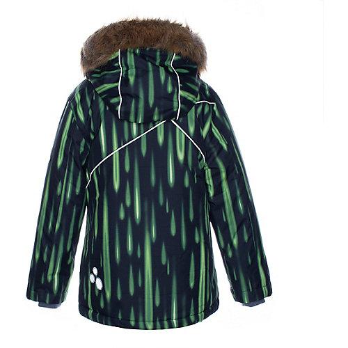 Утеплённая куртка Huppa Nortony 1 - светло-зеленый от Huppa