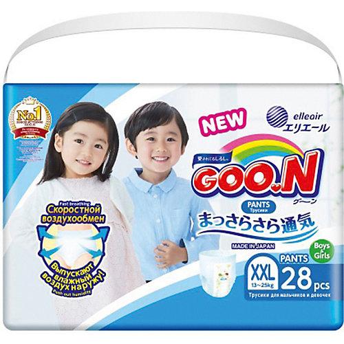 Трусики-подгузники Goon  XXL 13-25 кг. 28 шт от Goon