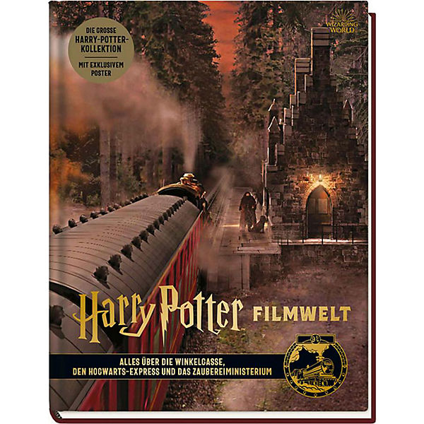 Harry Potter Filmwelt, Band 2