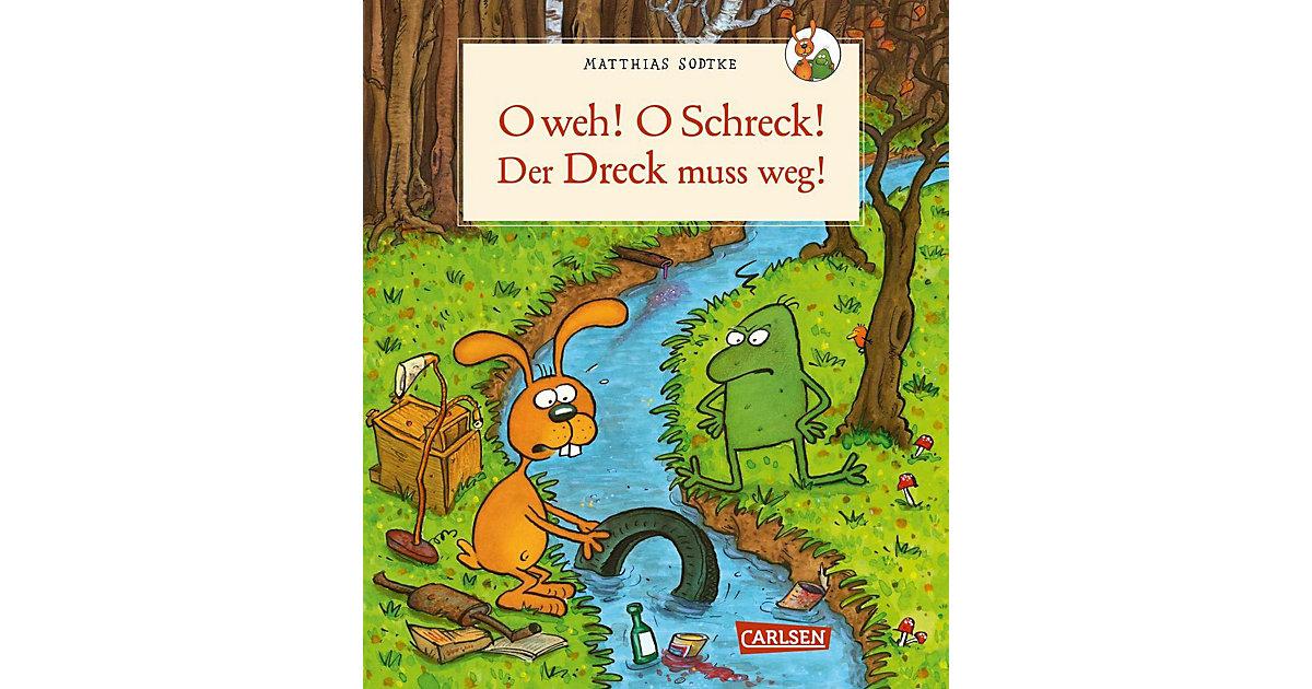 Buch - Nulli und Priesemut: O weh! O Schreck! Der Dreck muss weg