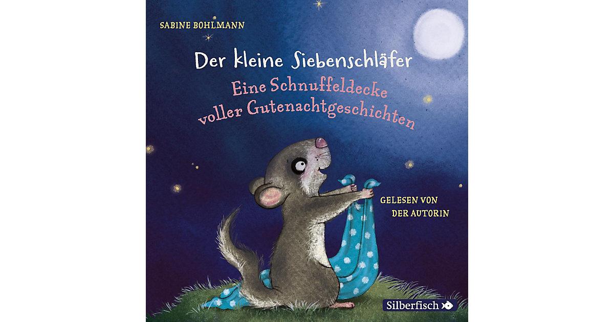 Eine Schnuffeldecke voller Gutenachtgeschichten, 1 Audio-CD Hörbuch