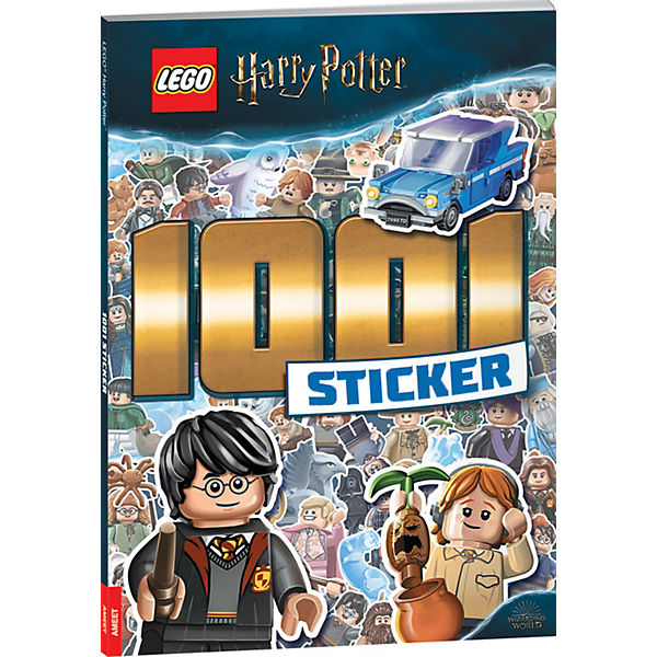 LEGO Harry Potter: 1001 Sticker