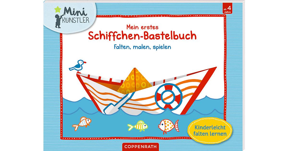 Buch - Mini-Künstler: Mein erstes Schiffchen-Bastelbuch