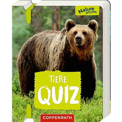 Nature zoom: Tiere-Quiz (Kinderspiel)