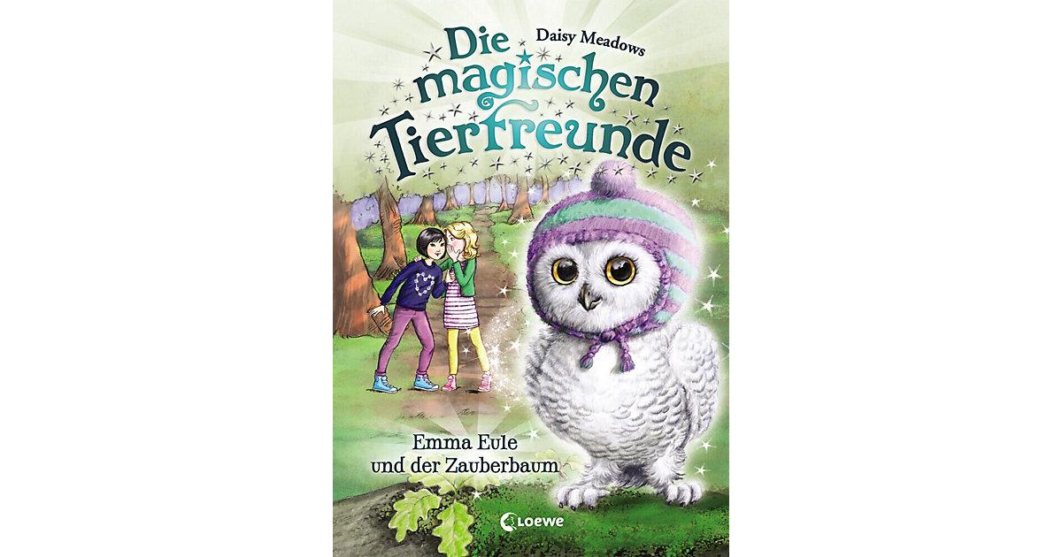 Buch - Die magischen Tierfreunde: Emma Eule und der Zauberbaum, Band 11