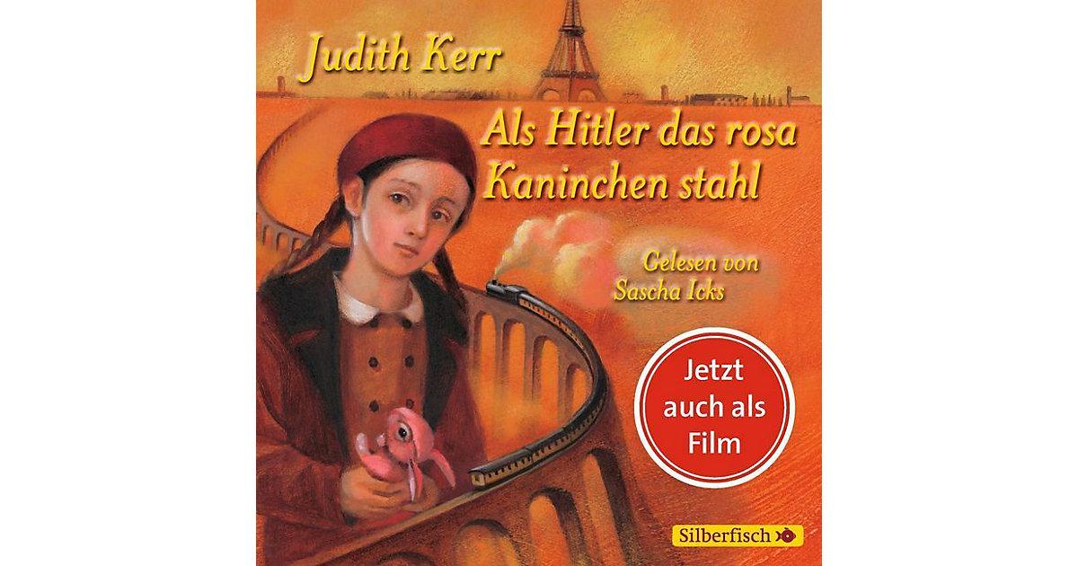 Als Hitler das rosa Kaninchen stahl: Filmausgabe, 5 Audio-CDs Hörbuch