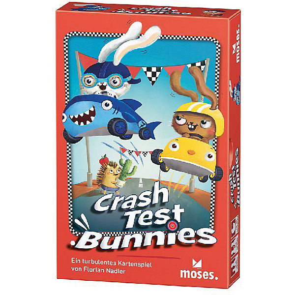 Crash Test Bunnies (Kinderspiel)