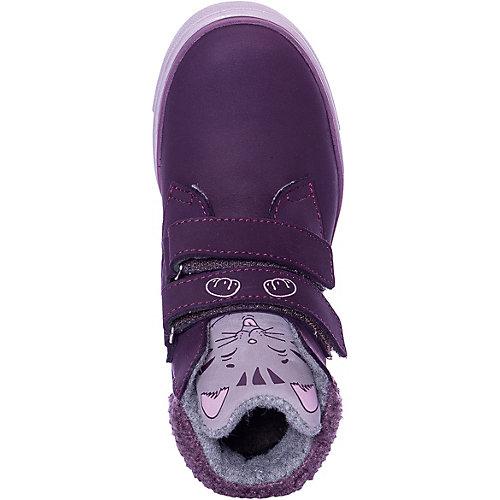 Ботинки Котофей - фиолетовый от Котофей