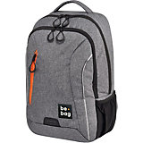 Рюкзак Herlitz be.bag be.urban grey melange
