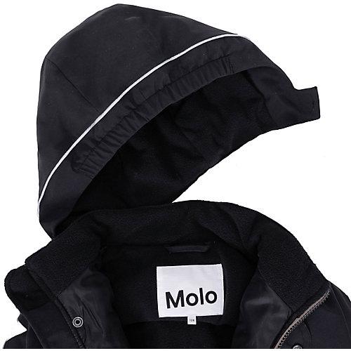 Утеплённый комбинезон Molo - черный от Molo