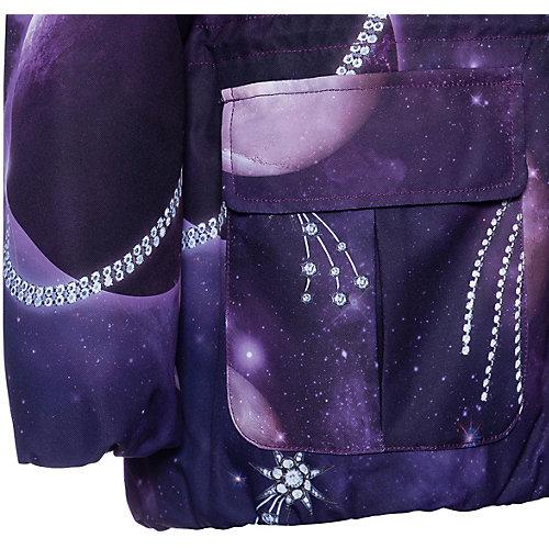 Утеплённая куртка Molo - лиловый от Molo