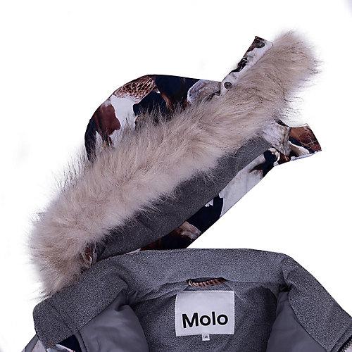 Утеплённый комбинезон Molo - разноцветный от Molo