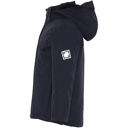 Утеплённая куртка Molo - темно-серый от Molo