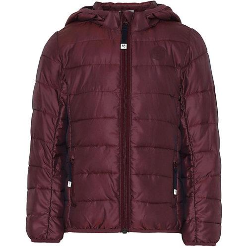 Утеплённая куртка Molo - бордовый от Molo