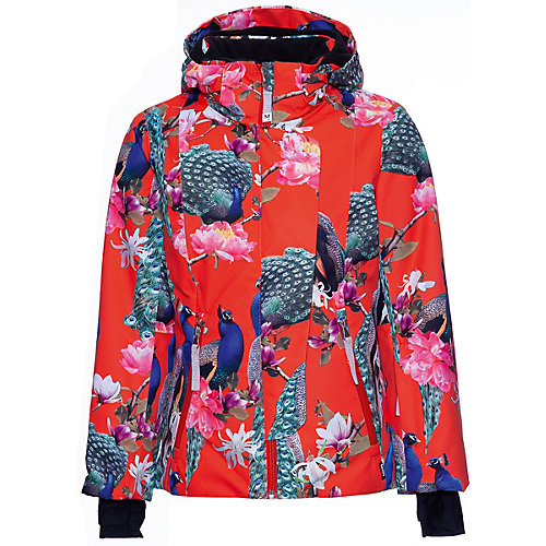 Утеплённая куртка Molo - разноцветный