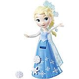 "Мини-кукла Disney Princess ""Холодное сердце"", Эльза с плащом"