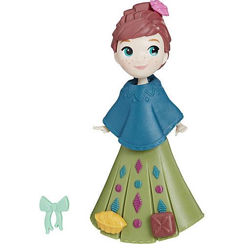 """Мини-кукла Disney Princess """"Холодное сердце"""", Анна в зелёном платье от Hasbro"""