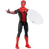 Игровая фигурка Spider-Man Человек-Паук с паутинным щитом, 15 см