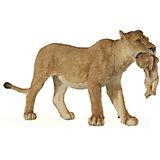 Игровая фигурка PaPo Львица со львёнком