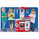 Игровой набор Molto Кухня со звуком и светом